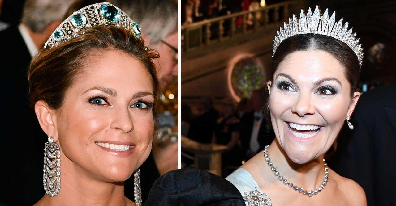 Skvallret om prinsessan Madeleines tiara!