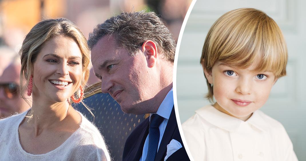 Prins Nicolas – så beskrivs han av Madeleine och Chis