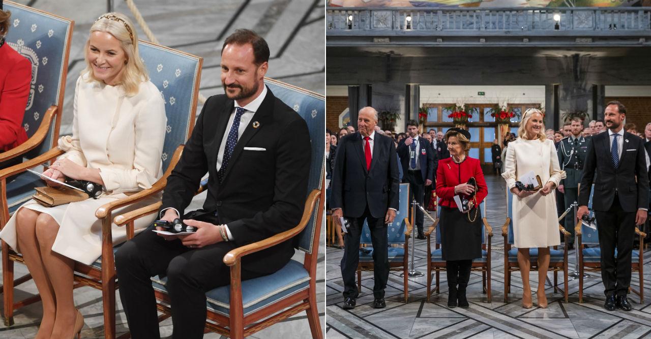 11 vackraste bilderna från Nobelfesten 2019 i Norge