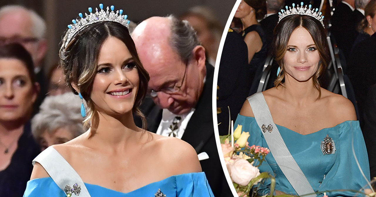 bästa bilderna på prinsessan sofia under nobel 2019