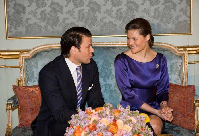 Daniel och Victoria