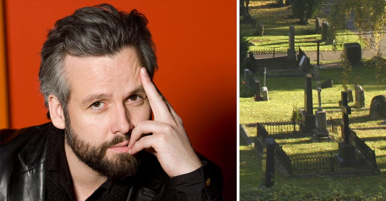 Nu berättar familjen: Här ligger Aris grav