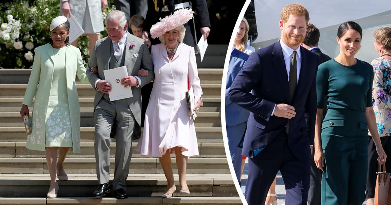 prins harry och hertiginnan meghan