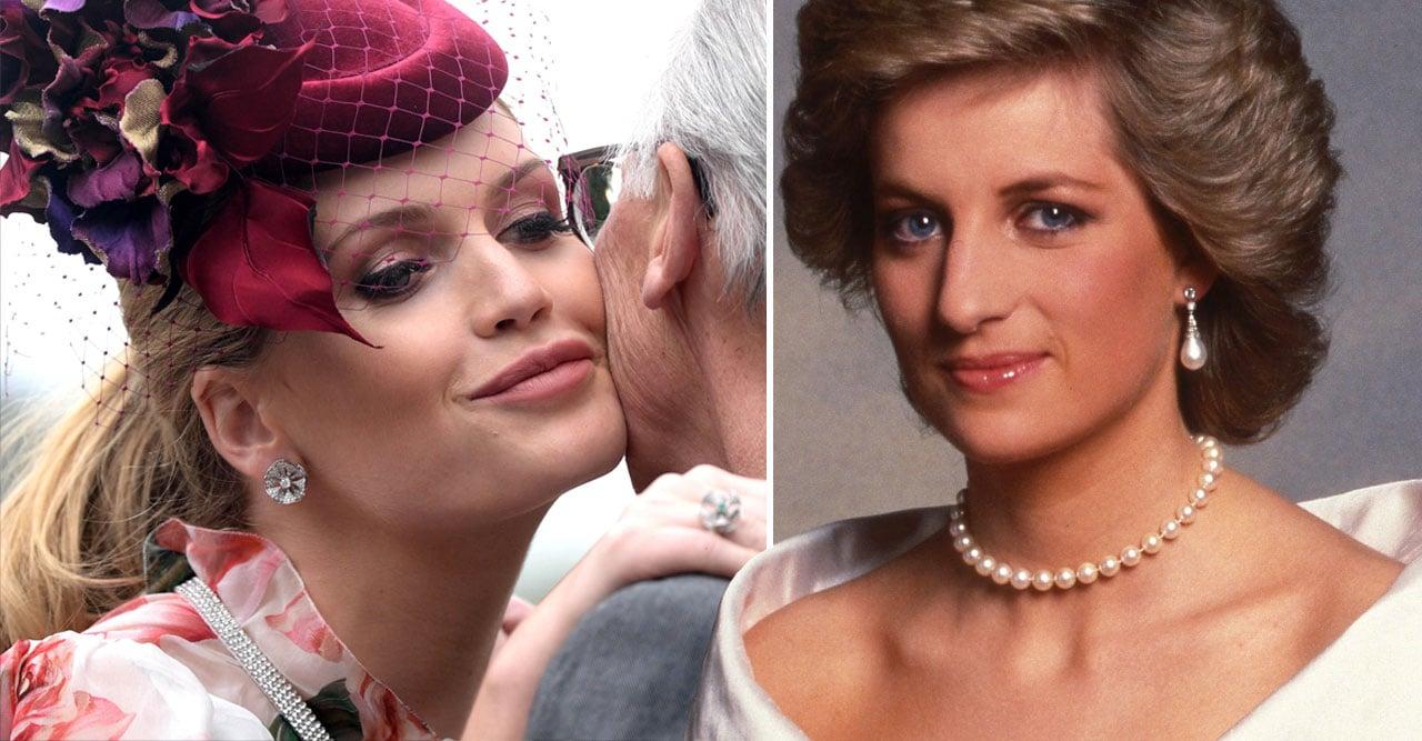 Vilken skräll! Dianas brorsdotter Kitty förlovad – med 60-åring