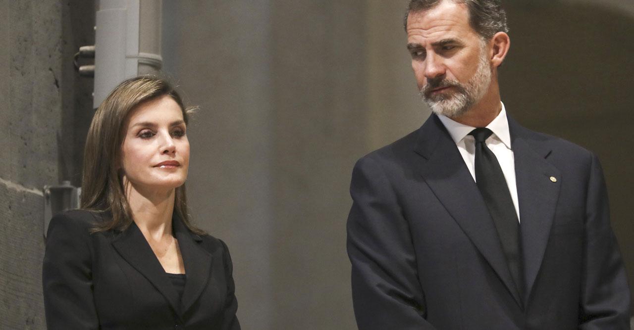 Stor sorg i spanska kungafamiljen