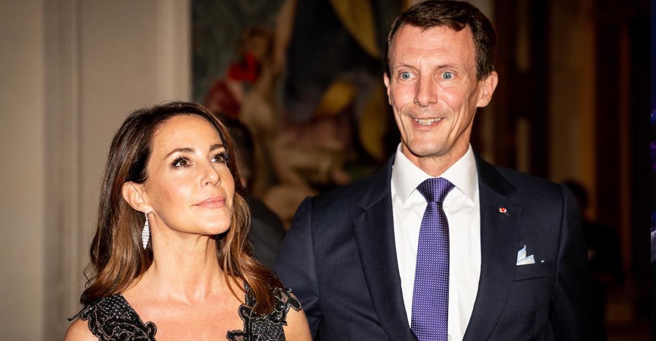 Oron för prinsessan Marie i Paris
