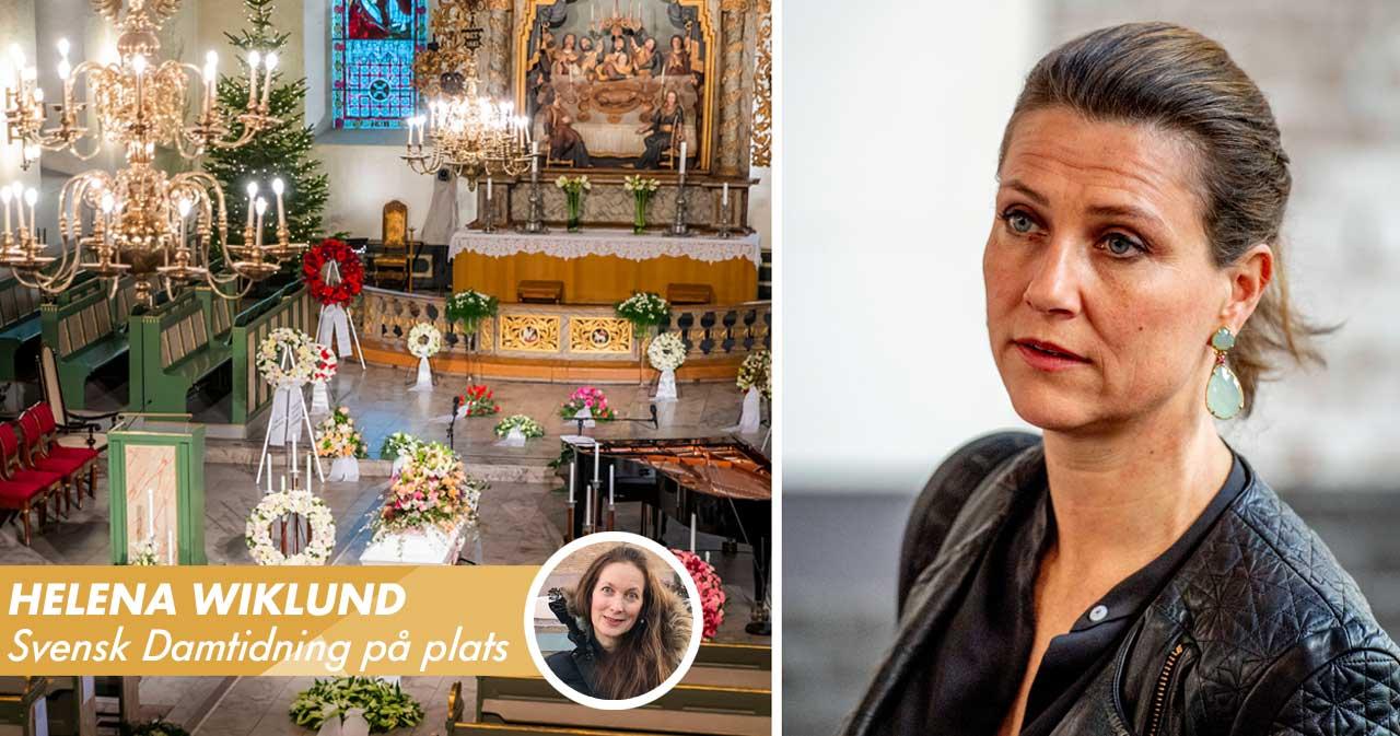 Inifrån Ari Behns begravning – så blir ceremonin