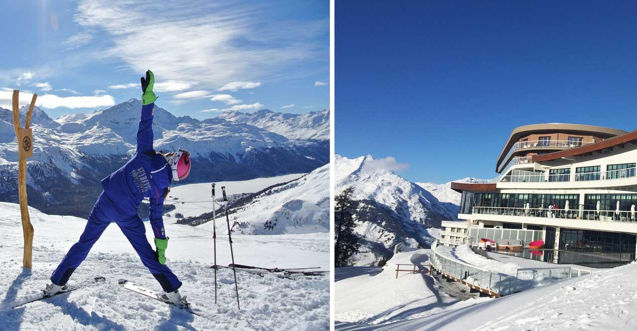 Alpernas Pärlor! Precis som vår kungafamilj älskar vi alperna