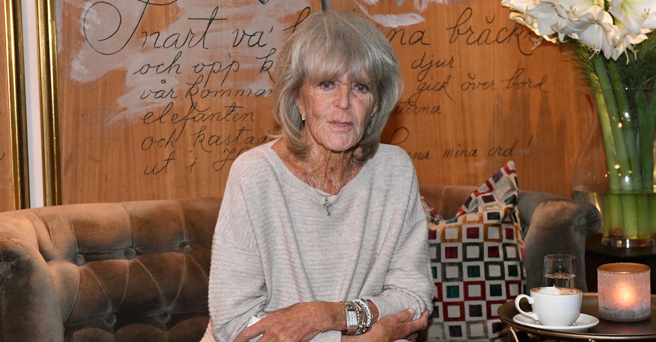 Svensk Damtidning möter prinsessan Birgitta för en intervju.