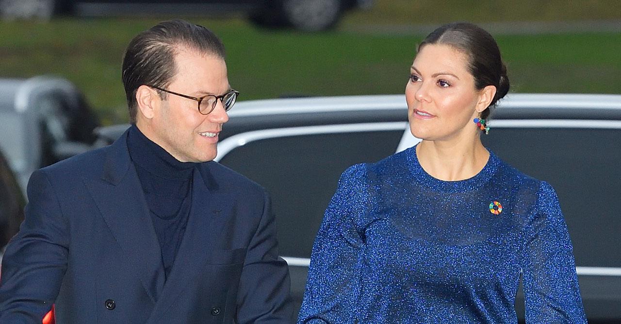 Daniel och Victoria var på besök hos Stadsmissionen.