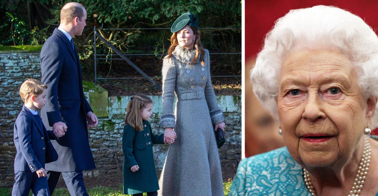 Corona-kaoset i brittiska kungafamiljen