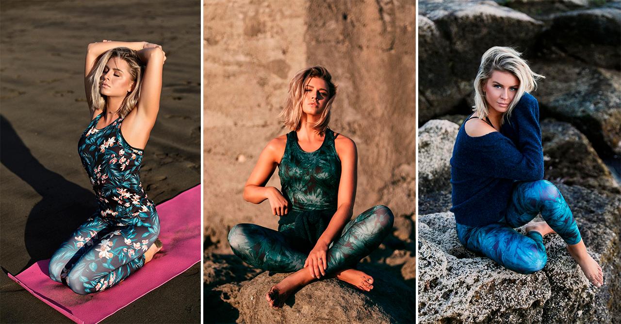 Indiska lanserar yogakollektion – till förmån för utsatta kvinnor