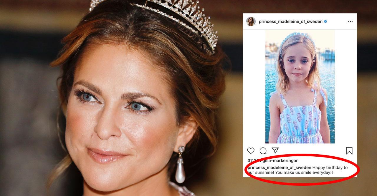 Madeleines livsförändring – här avslöjar hon sig på Instagram