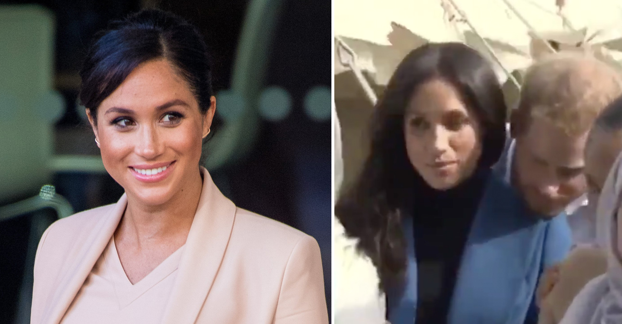 meghan markle prins harry twitter