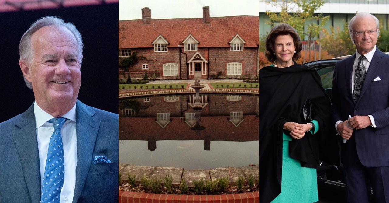Stefan Perssons hemliga pensionärsliv med kungaparet