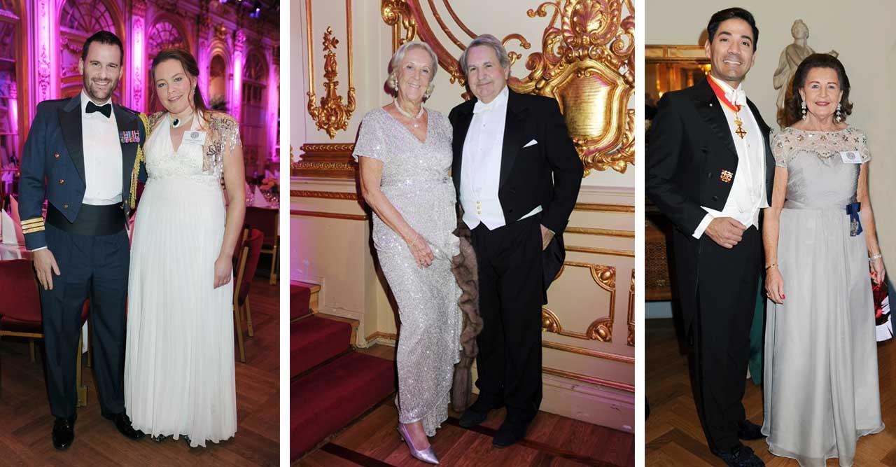 Flärd och glamour när Svensk-Engelska föreningen firade 100 år