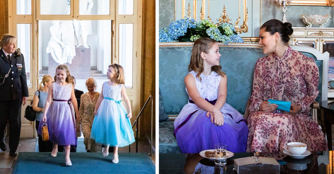 Kronprinsessan Victoria och Emilia Min Stora Dag