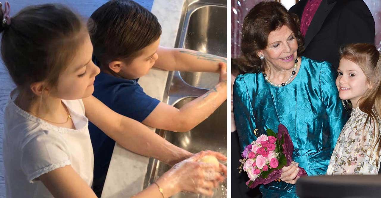 Estelle visar upp lyxiga smycket – kolla in prislappen