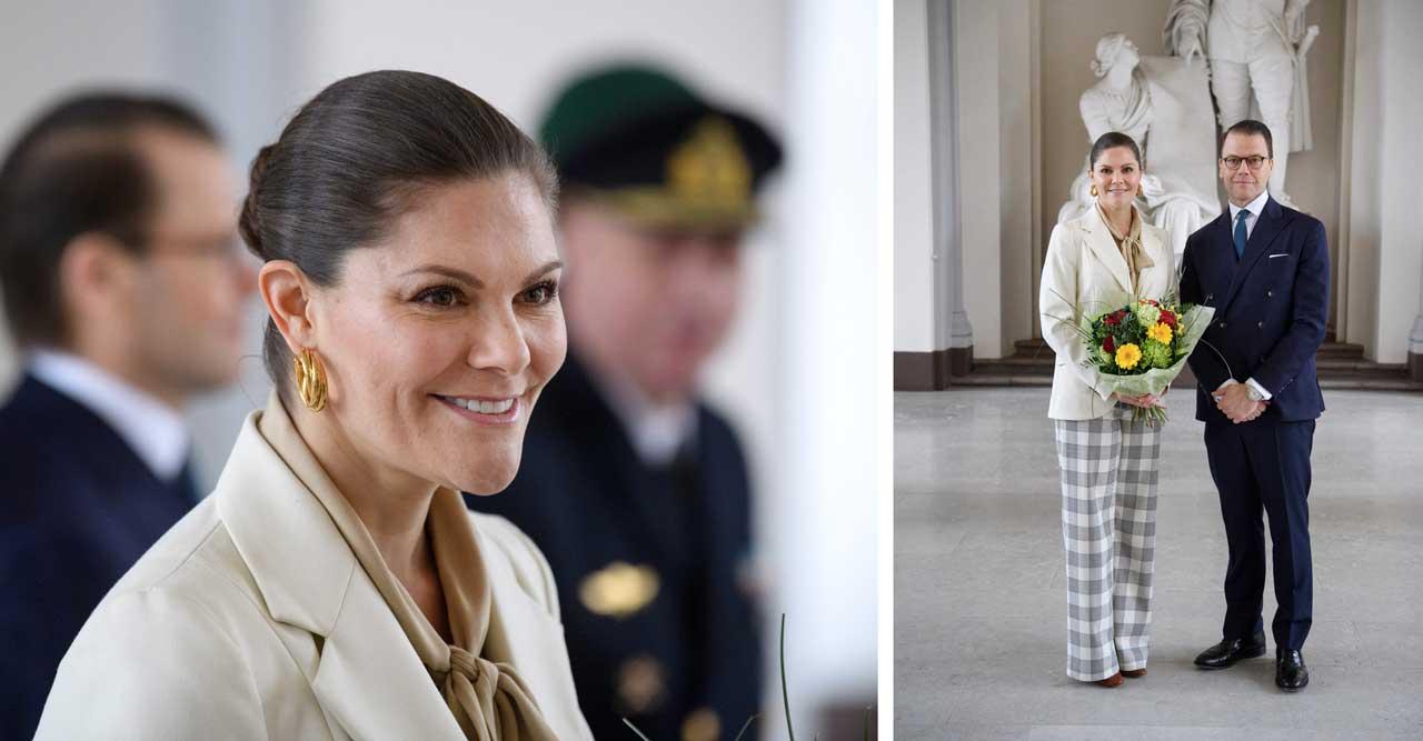 Det bar Victoria på namnsdagen – allt om kläderna