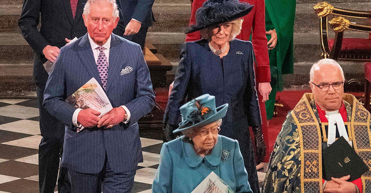 Oron för Elizabeth efter nyheten om att Charles är smittad – då träffades de senast