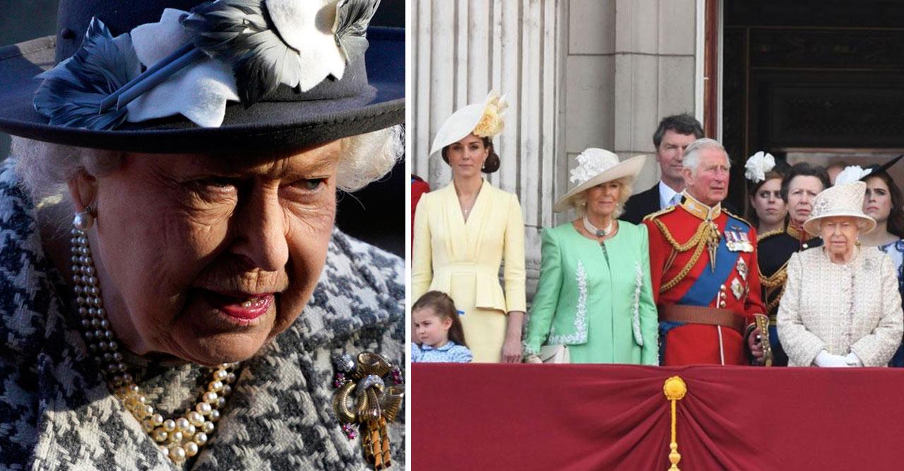 Panik i kungafamiljen efter nya beskedet – smittan kan ha nått dem: