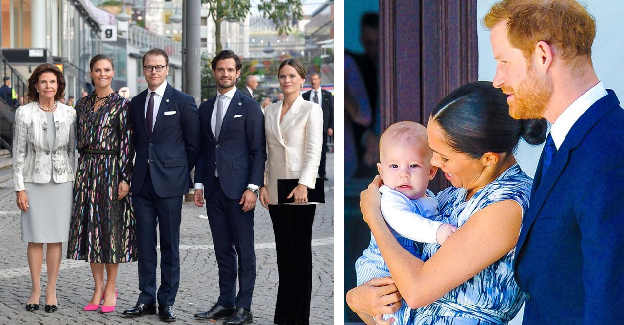 Bisarra lögnen om den svenska kungafamiljen – som Harry föll offer för