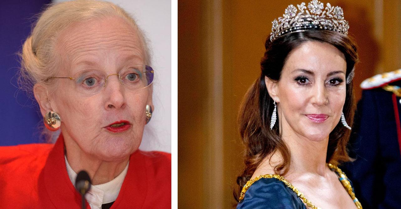 Margrethe och Marie kan ha olika åsikter om framtiden.