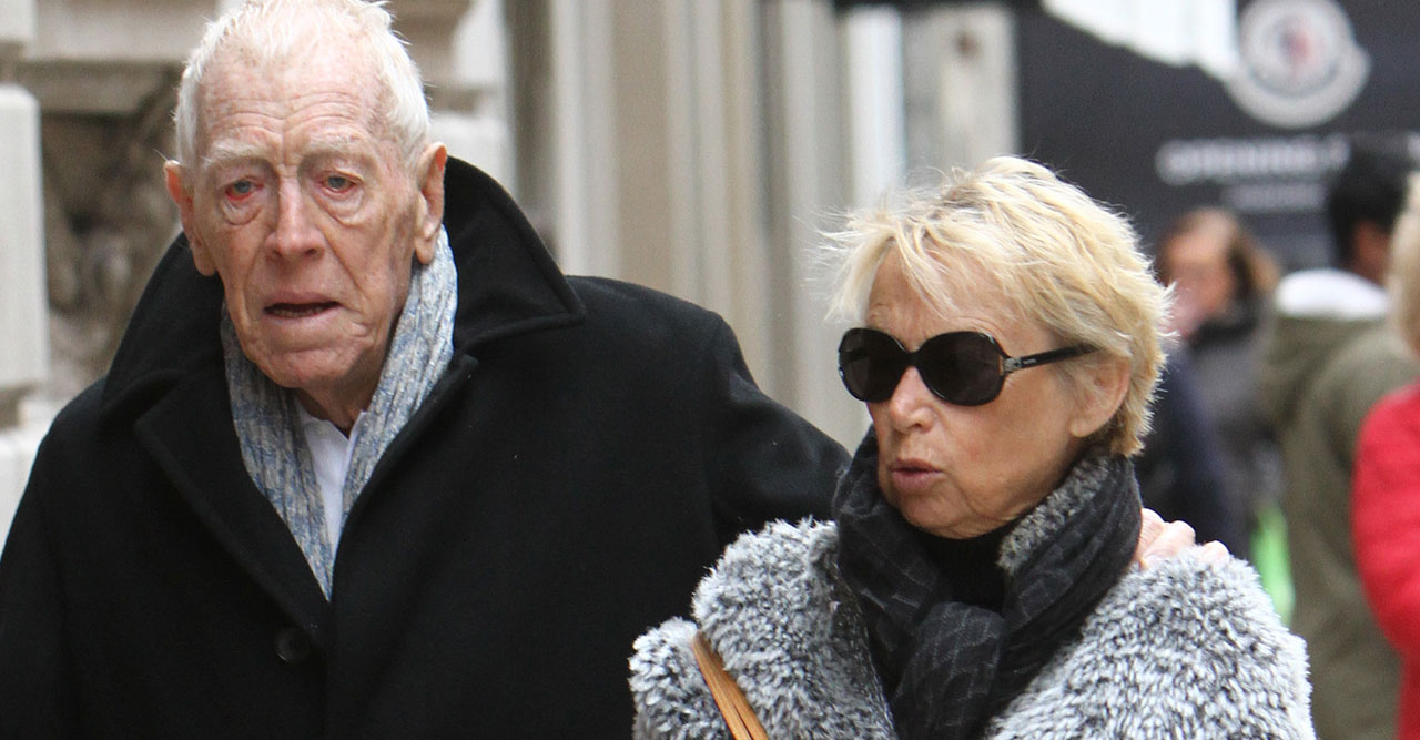 Max von Sydow är död – blev 90 år gammal