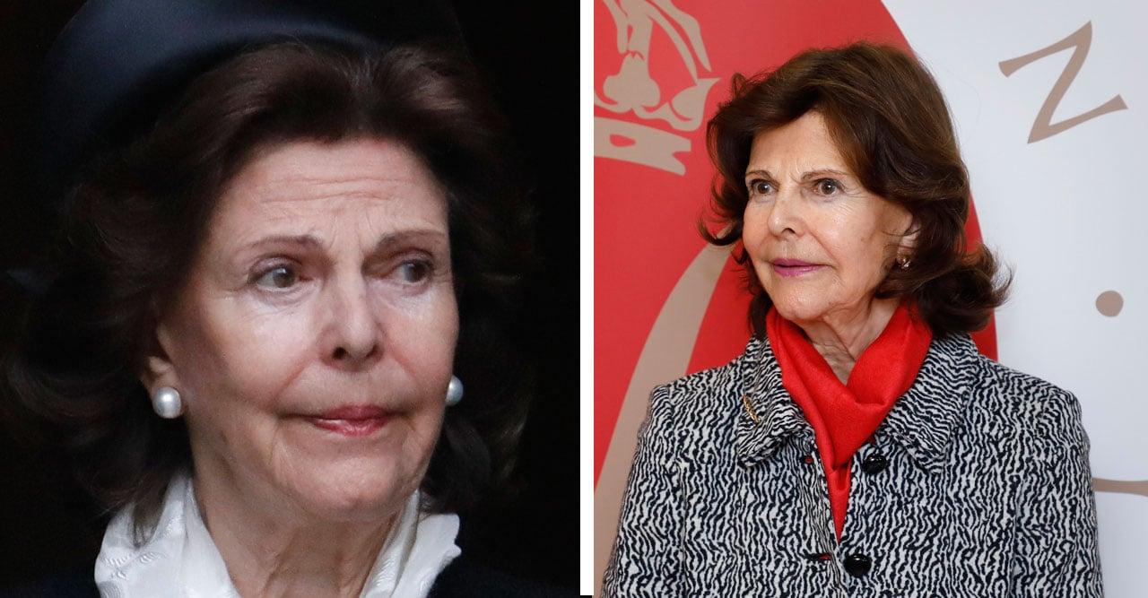 Drottning Silvias glädjebesked – mitt i den djupa krisen