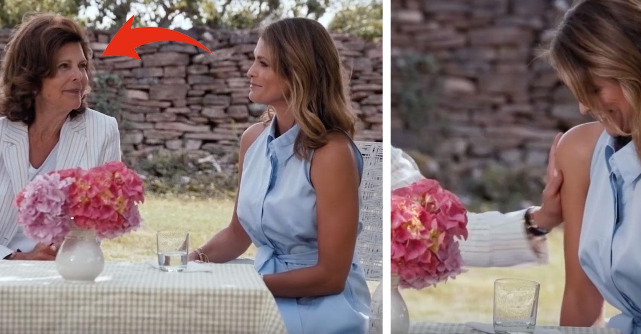 Silvias hemliga signaler till Madeleine på nya bilderna – kroppsspråket avslöjar
