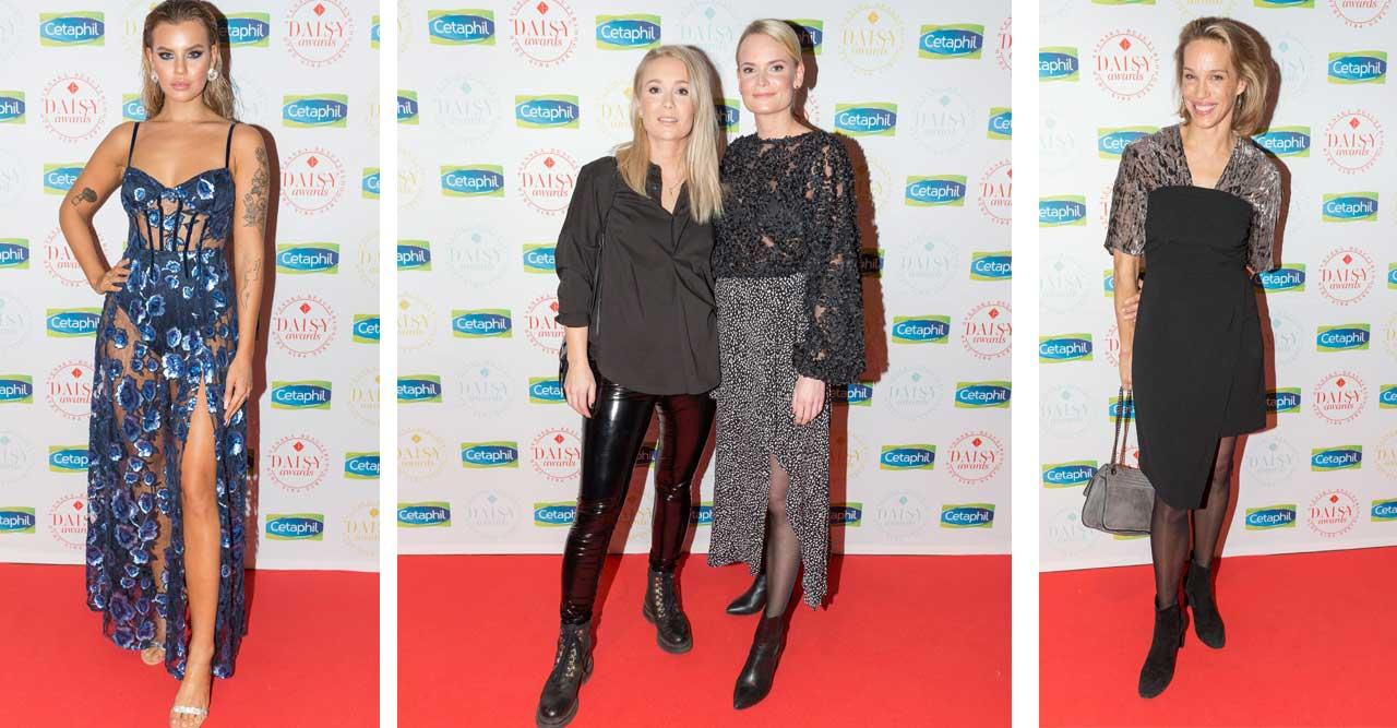 Stjärninfluencers på årets mesta Beauty-gala