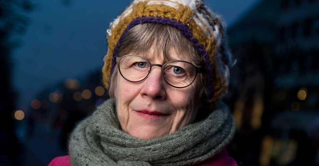 Agnes Wold – kvinnan med koll.