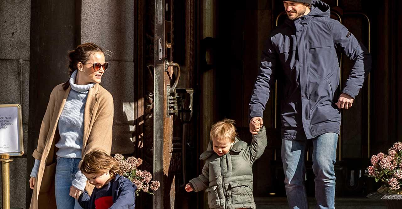 Nya bilderna på prins Alexander får världen att reagera