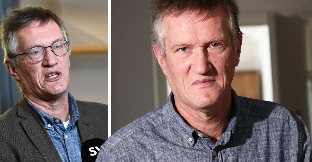 Sveriges nya superkändis: Den privata sidan av Anders Tegnell