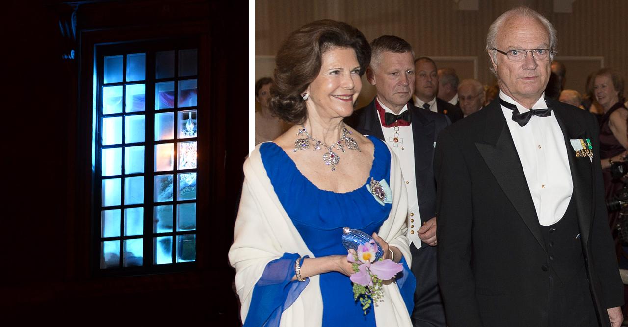 kungen och drottning silvia 70-årsfest