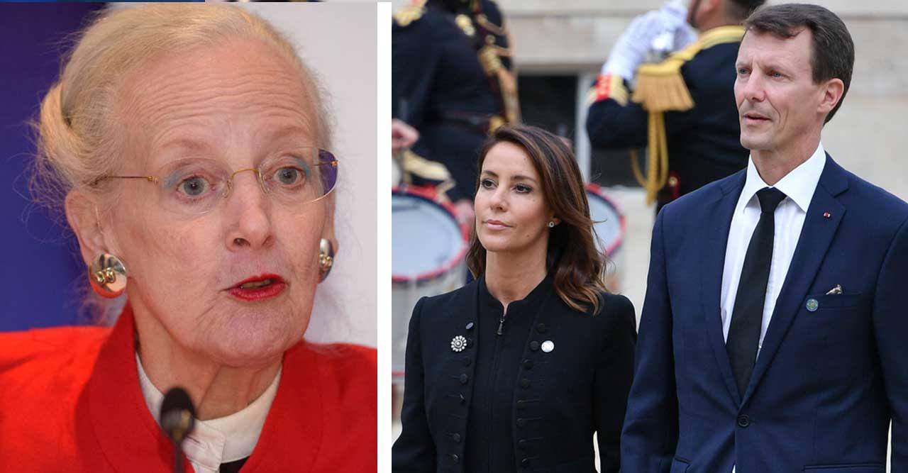 Drottning Margrethe fyller 80 – men vad händer med Joachim och Marie?