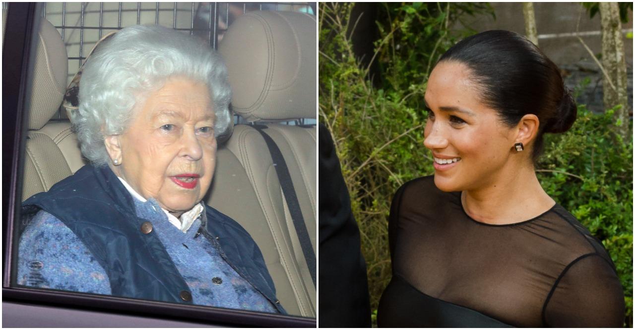 Drottningen påstås ha planer för Harry...