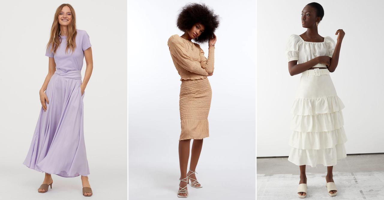 13 matchande set som vi vill bära hela sommaren