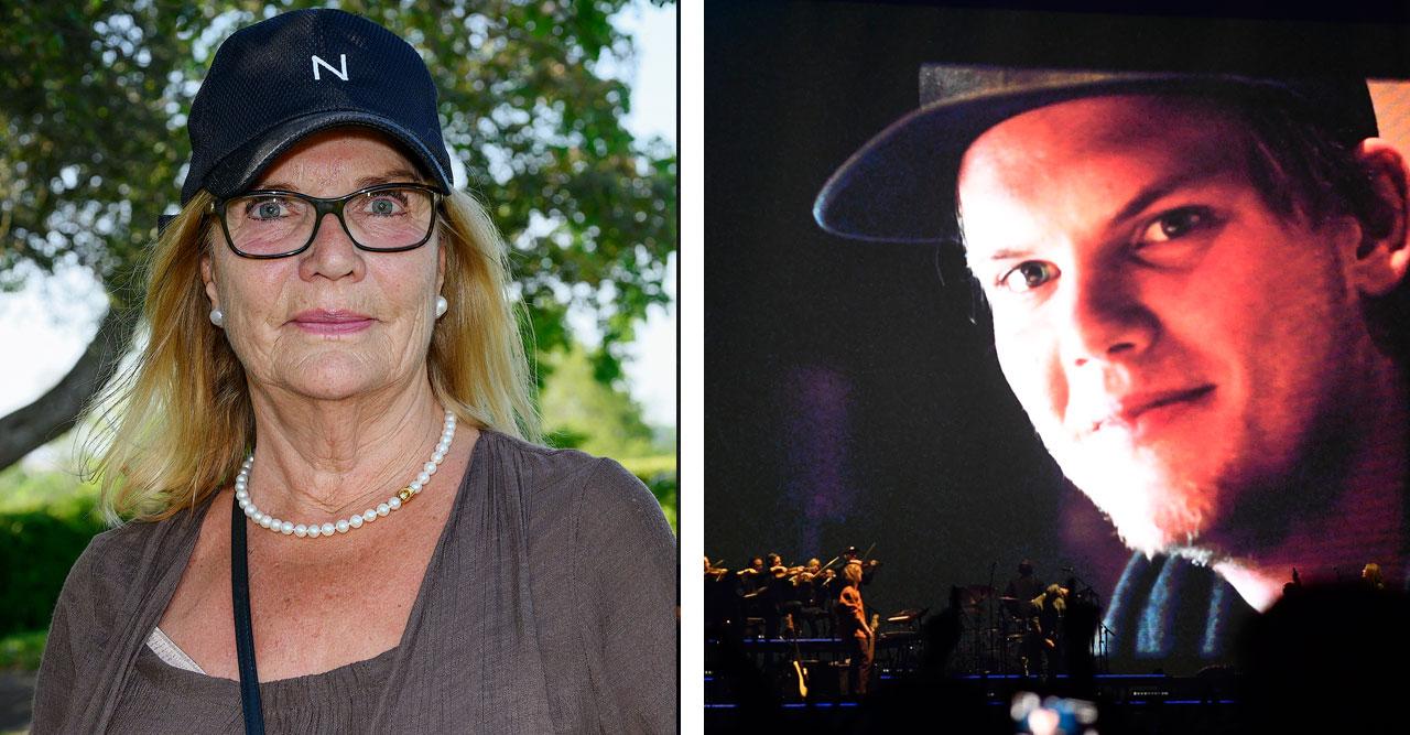 Aviciis mamma Anki Lidén på sjukhus efter olycka!