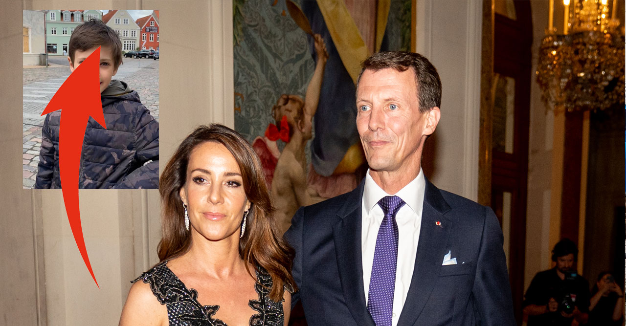 Nya bilden på prins Henrik får alla att häpna!