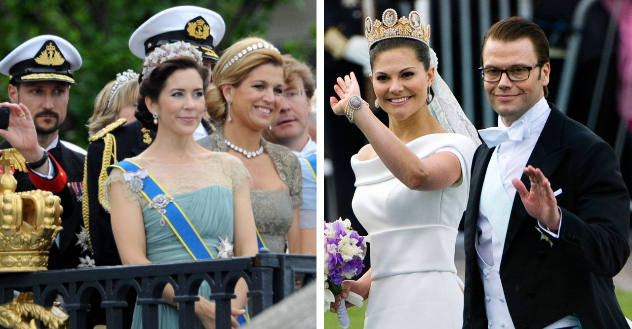 kronprinsessan victoria kronprinsessan mary