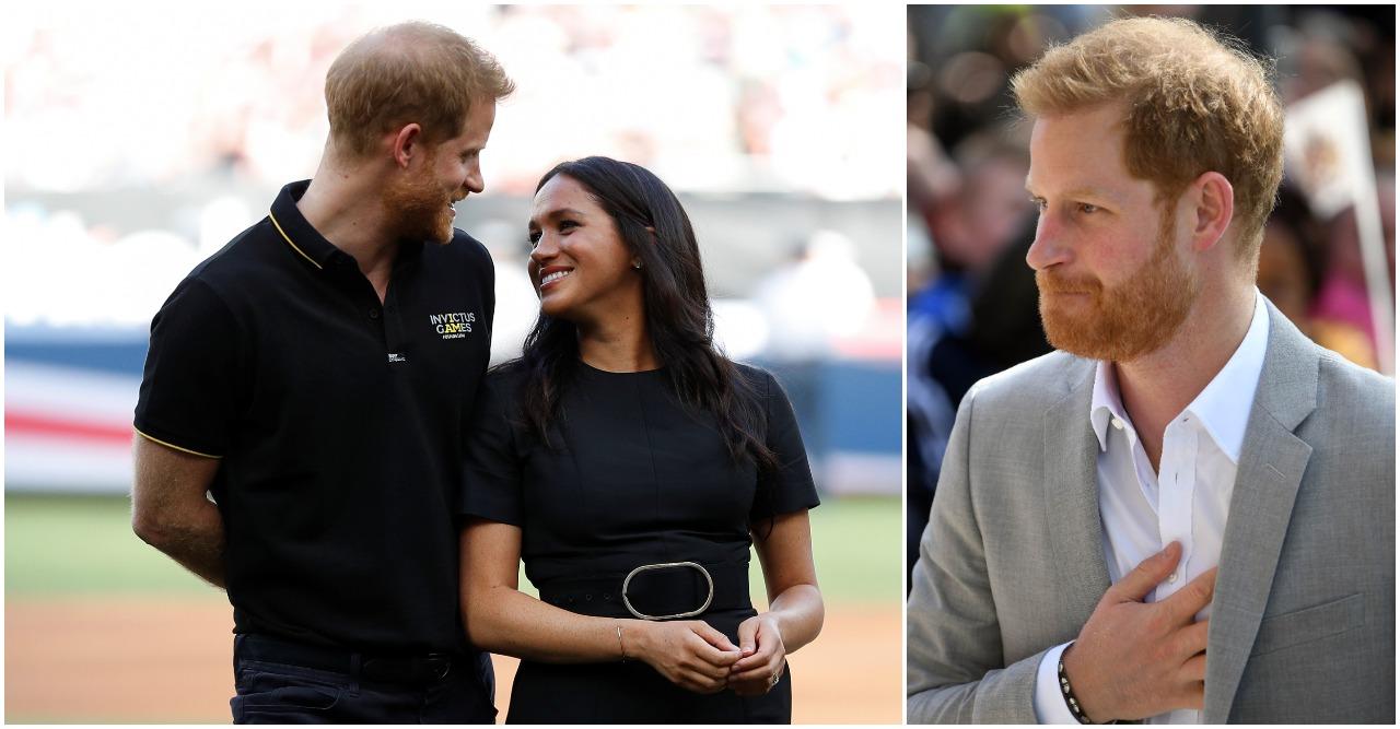 Prins Harry gör allt för Meghan!