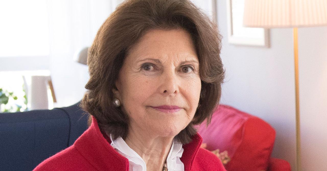 Drottning Silvia i sorg efter oväntade dödsfallet