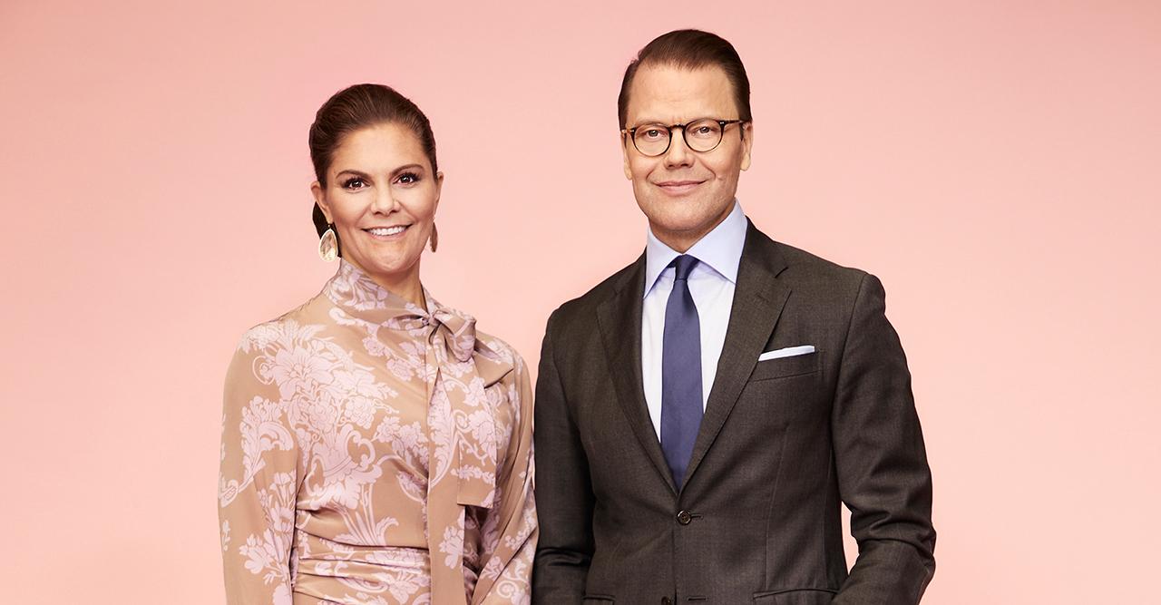kronprinsessan victoria prins daniel bröllopsdag 2020
