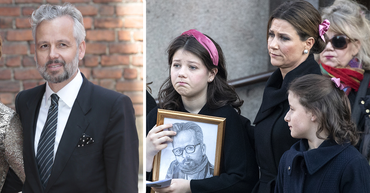 Ari Behns dotter söker hjälp efter pappans död