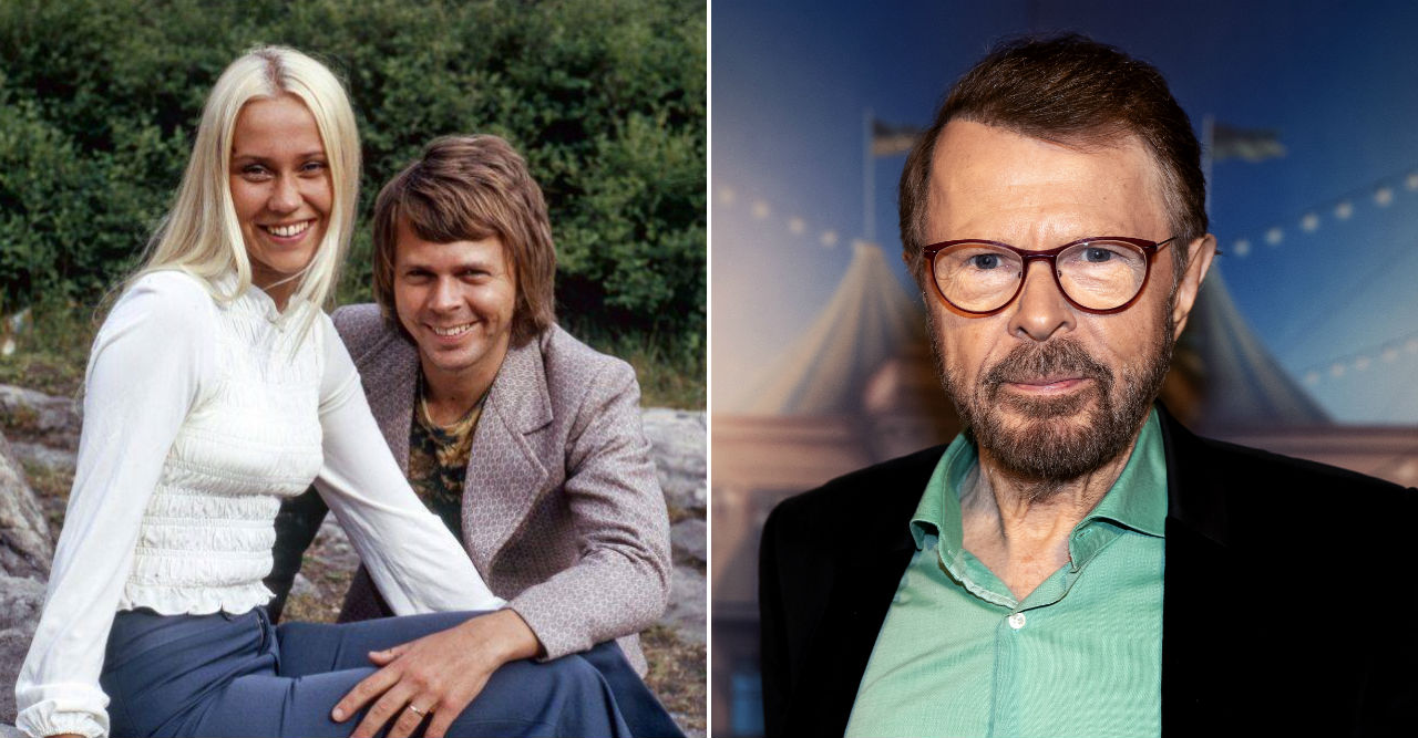 Björn Ulvaeus om dilemmat med Agnetha Fältskog.