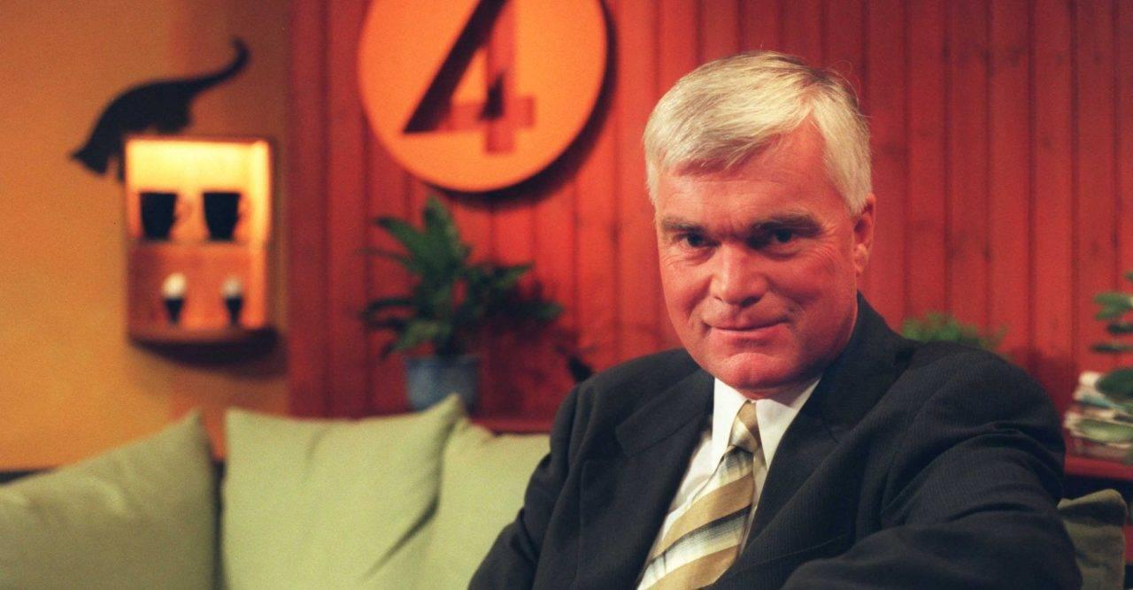 """Det blev aldrig något 10-årsjubileum med """"Nyhetsmorgon"""" för Lasse Bengtsson, han åkte till Afghanistan istället!"""