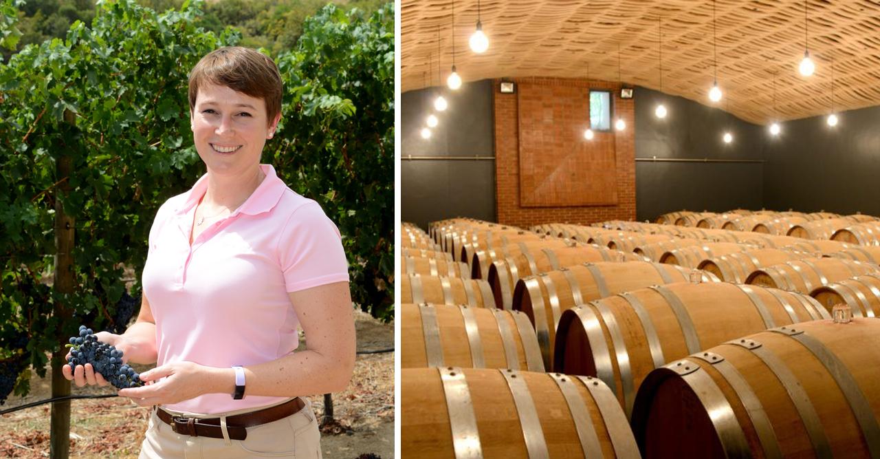 Bakom kulisserna på vingården Rust en Vrede