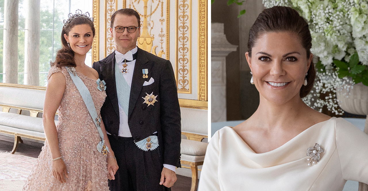 10 år sen: kronprinsessan Victoria och prins Daniels bröllop