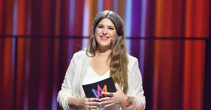Linnéa Henriksson es la artista que se abrió paso en Idol y ¡Mucho mejor, este año fue la gerente del programa para Melodifestivalen!